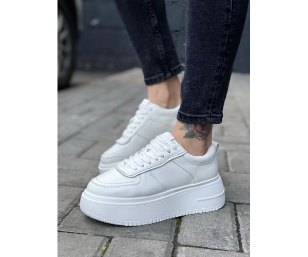 Женские кроссовки step white 26-2