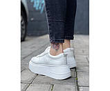 Жіночі кросівки step white 26-2, фото 3