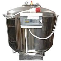 """Автоклав електричний з нержавіючої сталі (380 В) на 500 банок + Водяне охолодження """"Престиж"""""""
