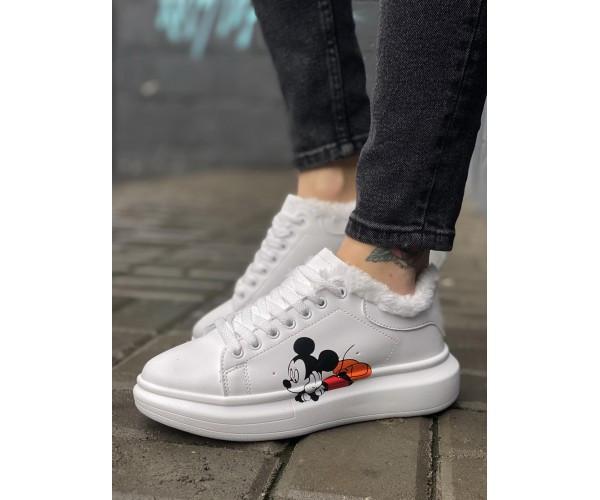 Жіночі кросівки maq miki toral white 27-1+