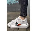 Жіночі кросівки maq miki toral white 27-1+, фото 2