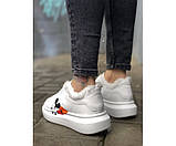 Жіночі кросівки maq miki toral white 27-1+, фото 3