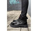 Жіночі черевики sport black 30-0+, фото 2