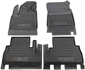 Авто килимки в салон Peugeot / Пежо Rifter / Рифтер-19-/Citroen/Сітроен Berlingo/Берлінго 19