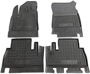 Авто килимки в салон Peugeot / Пежо Rifter / Рифтер-19-/Citroen/Сітроен Berlingo/Берлінго 19 - без