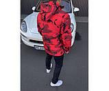 Куртка camo red 11-3, фото 3