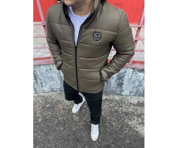Куртка plein camo 13-3+