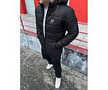 Куртка plein black 7-2, фото 2