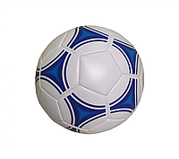 Мяч футбольный BT-FB-0220, 4 вида Синий