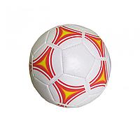 Мяч футбольный BT-FB-0220, 4 вида Красный