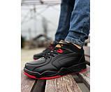 Кросівки jor black red 22-2, фото 2
