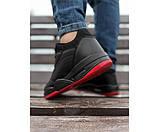 Кросівки jor black red 22-2, фото 3