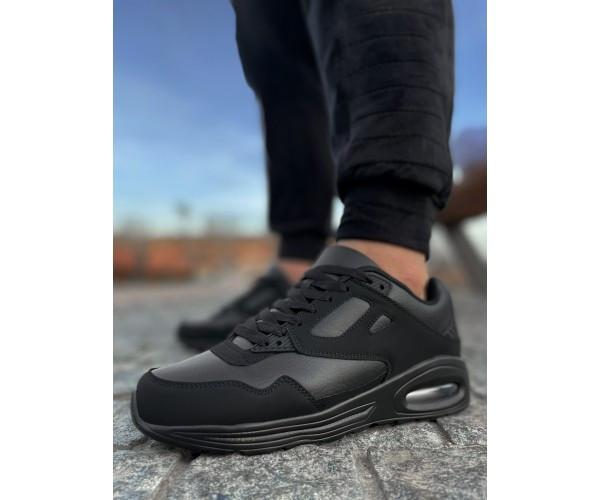 Кросівки nixon black 31-2