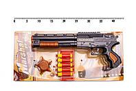 """Игрушечный дробовик """"Marshal"""" Golden Gun 915GG с мягкими пулями"""