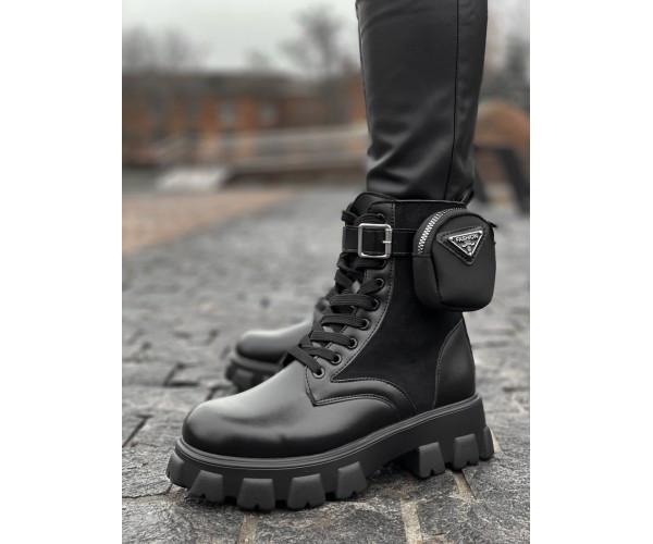 Женские ботинки street 16-2+