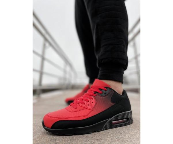 Кросівки max red/black 22-2+