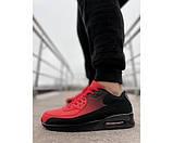 Кросівки max red/black 22-2+, фото 2
