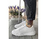 Жіночі кросівки cross step white 16-2, фото 2