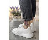 Жіночі кросівки cross step white 16-2, фото 3