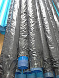 Фильтр для скважины Ø 125 мм нПВХ с полипропиленовым напылением 2.5 м, труба 3 м, фото 3