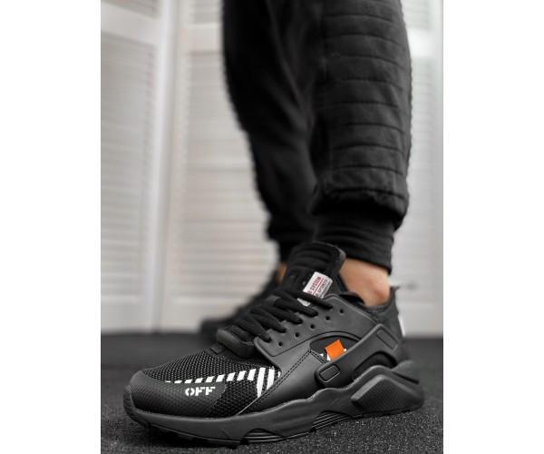 Кросівки nice hura black 18-3+