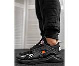 Кросівки nice hura black 18-3+, фото 2