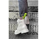 Женские ботинки off white 22-3+, фото 3