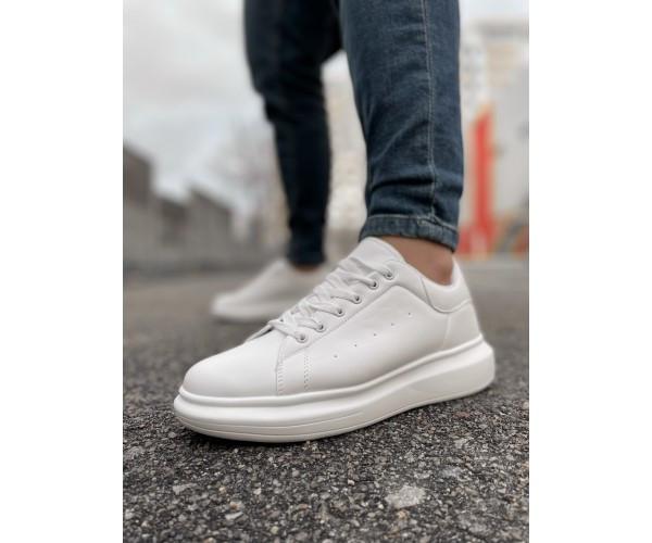 Кросівки mac white look 14-2+