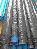Фільтр для свердловин Ø 200 мм з поліпропіленовим напиленням 2.5 м, труба 3 м, фото 3