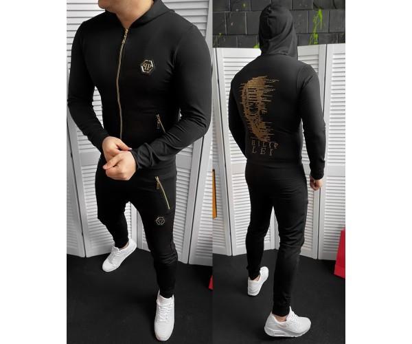 Спортивний костюм plein gold skull 6-1+