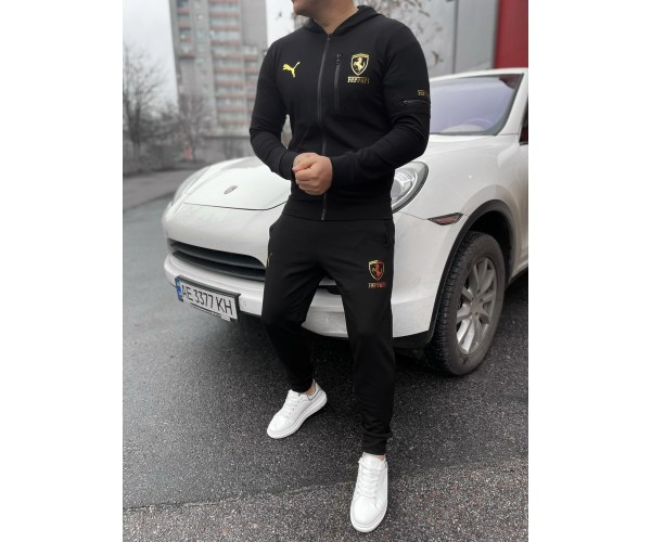 Спортивный костюм puma ferrai 9-2+