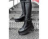 Жіночі черевики rikki black 32-2, фото 2
