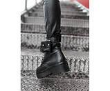 Жіночі черевики rikki black 32-2, фото 3