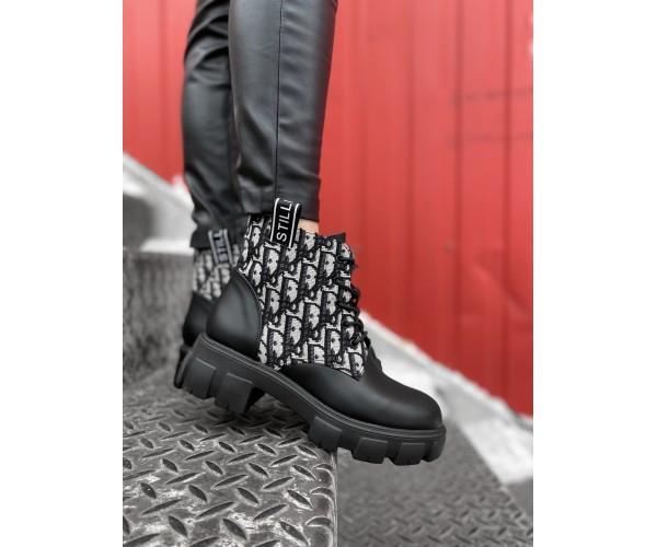 Женские ботинки stuff dior 26-3