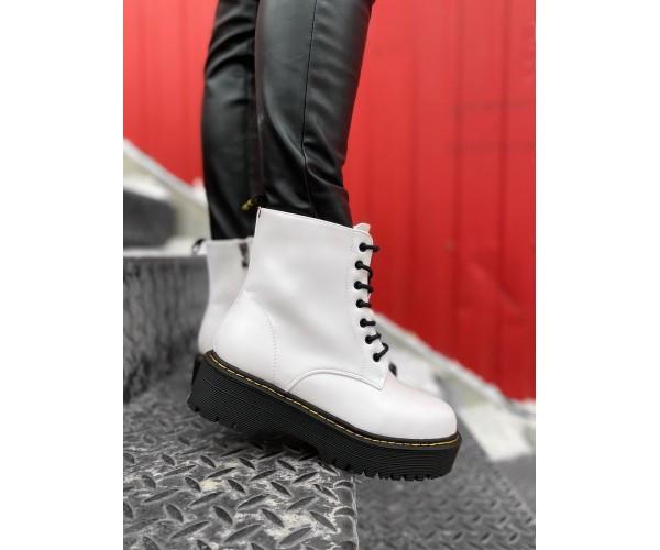Женские ботинки white cool 32-1