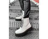 Женские ботинки white cool 32-1, фото 2