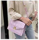 НОВЫЙ Женский сумка клатч стильный сумка для через плечо Ручные сумки только оптом, фото 5