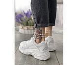 Жіночі кросівки triple white 19-1, фото 3