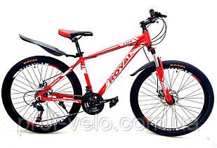 """Велосипед Royal 27,5-18"""" FOX червоний"""