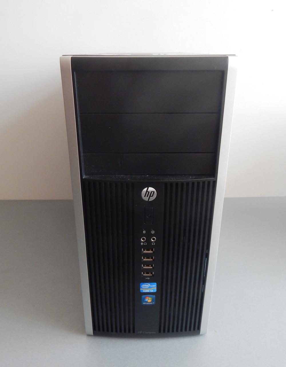 Системный блок компьютер HP 6300 MT i3-3220/ озу 4 ГБ socket 1155 USB3.0