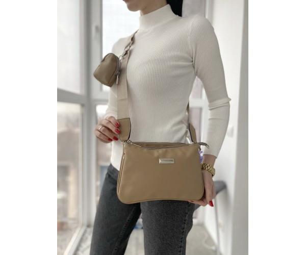 Жіноча сумка trio beg 17-2+