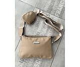Жіноча сумка trio beg 17-2+, фото 3