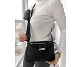 Женская сумка trio black  17-2+, фото 2