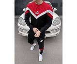 Спортивний костюм Puma retro 7-3+, фото 2
