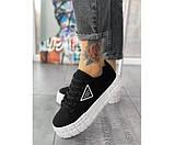 Жіночі кросівки paox black 18-1, фото 2