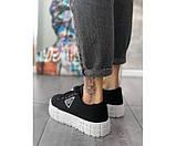 Жіночі кросівки paox black 18-1, фото 3