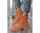 Жіночі черевики Lena orange 17-3+, фото 2