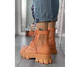 Жіночі черевики Lena orange 17-3+, фото 3