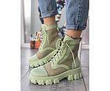 Женские ботинки Lena green 20-1+, фото 2
