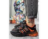 Жіночі кросівки orange gradient 33-2, фото 2